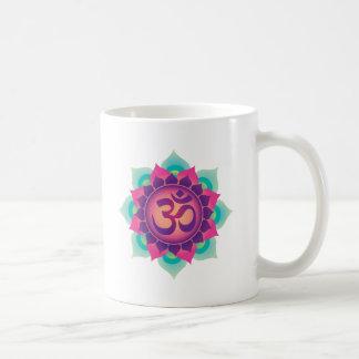 Symbole de l'OM Mug Blanc