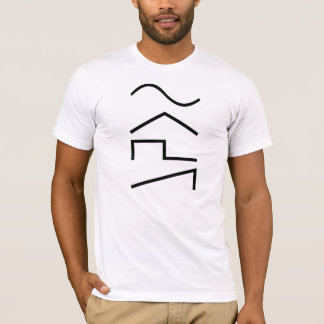 Synthesizer analoges Moog bewegt T - Shirt
