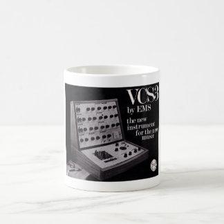 Synthesizer EMS VCS3 Tasse