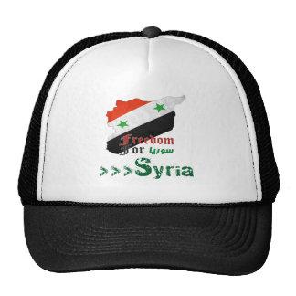 Syrische Freiheit Baseballkappe