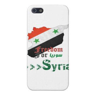 Syrische Freiheit iPhone 5 Etui