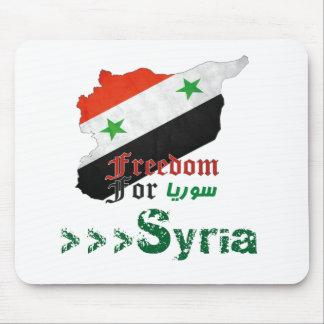 Syrische Freiheit Mousepad