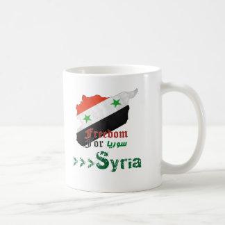 Syrische Freiheit Tasse