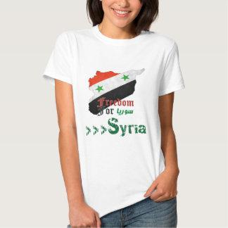 Syrische Freiheit Tshirt