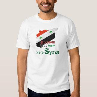 Syrische Freiheit Tshirts