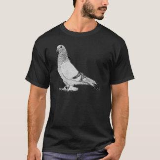 Syrische Korb-Trommel-extravagante Taube T-Shirt