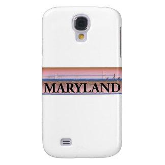 Szene Marylands Chesapeake Bay Galaxy S4 Hülle