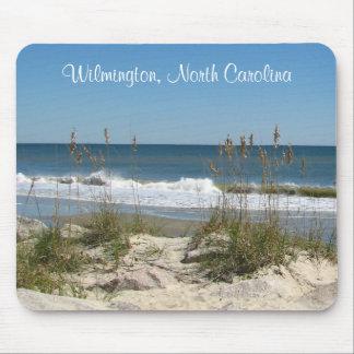 Szene Mousepad Wilmingtons, North Carolina-Ozean