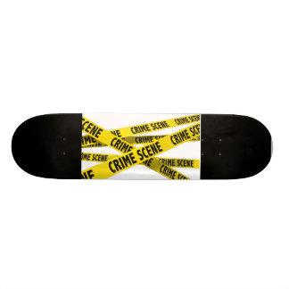Szenenverbrechen 19,7 Cm Skateboard Deck