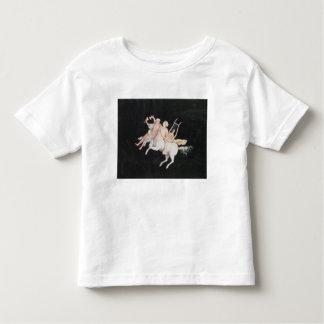 T31466 ein weiblicher Zentaur und ein Begleiter, Kleinkinder T-shirt