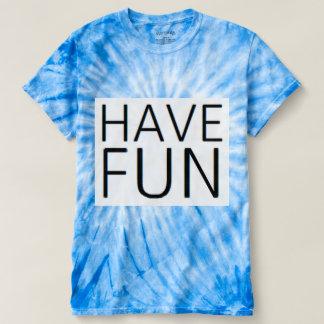 T-Färbung haben Spaß-Shirt T-shirt