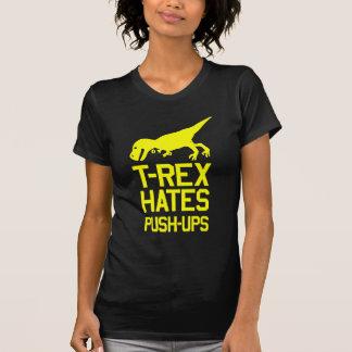 T-Rex, den Hasse drücken, ups T-shirt