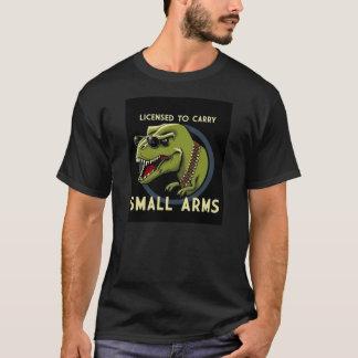 T-Rex Handfeuerwaffe-T-Shirt T-Shirt