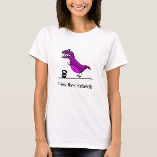 T-Rex hasst kettlebells T-Shirt