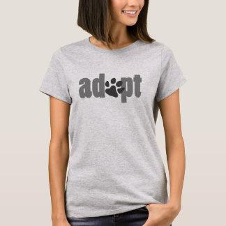 T-shirt Adoptez