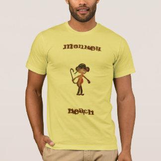 T - Shirt Affe-Strand est 2011®