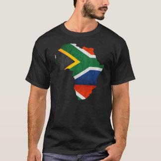 T-shirt Afrique Carte