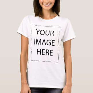 T-shirt Ajoutez le PICS, les graphiques et le texte à 100s
