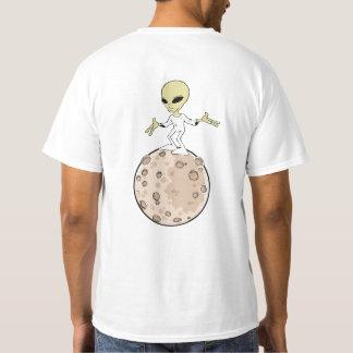 """T-shirt """"Alien auf seinem Planeten """""""