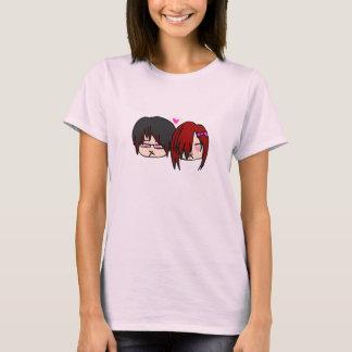 T-shirt Amour d'Emo