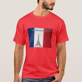 T-shirt appui de Paris