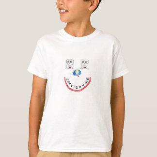 T-shirt Autisme accueilli créé pour des membres de la