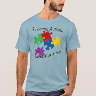 T-shirt Autisme de survie