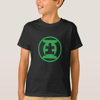 T-shirt Autisme Superbe Héros