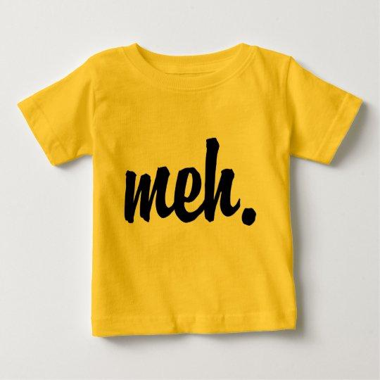 T-Shirt Baby Meh