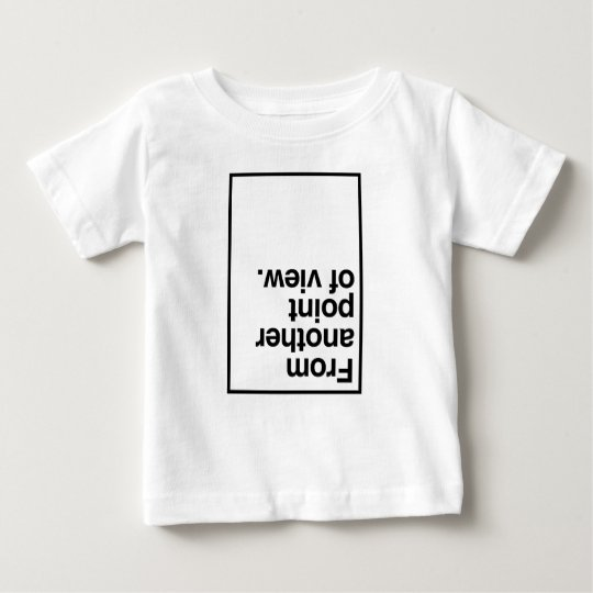 T-Shirt Baby Point Of View