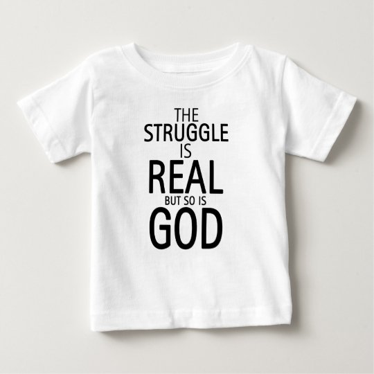 T-Shirt Baby Struggle
