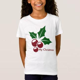 T-Shirt Baies de Noël