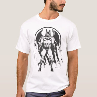 T-shirt Batman de logo
