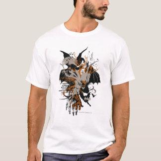 T-shirt Batman et arbre