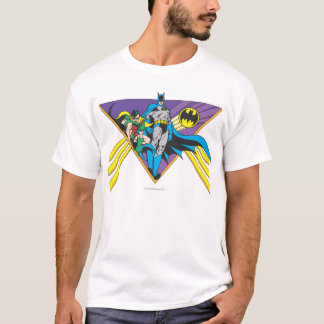 T-shirt Batman et Robin 2