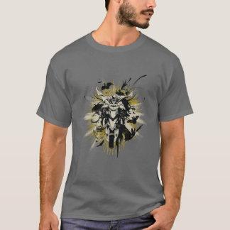 T-shirt Batman sur le vélo