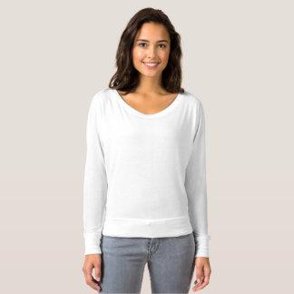 T-shirt Bella Flowy des femmes outre de chemise d'épaule