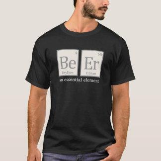 T-shirt Bière, un élément essentiel