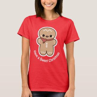 T-shirt Biscuit de Noël
