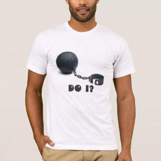 T-shirt boule et chaîne, n'est-ce pas ?