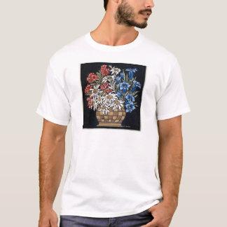 T-shirt Bouquet d'edelweiss
