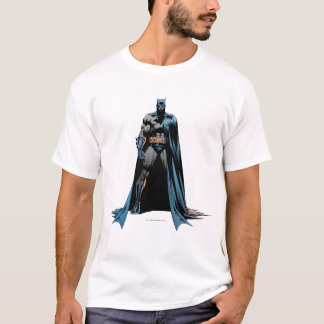 T-shirt Cap de Batman plus d'un côté