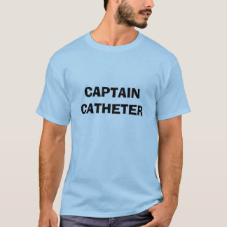 T-SHIRT CAPITAINE CATHETER