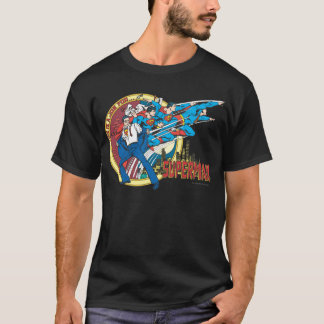 T-shirt C'est un for�Superman du travail