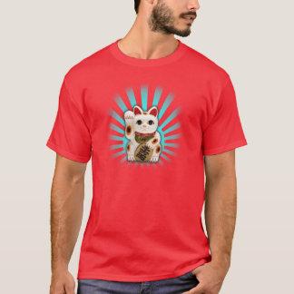 T-shirt Chat chanceux (Maneki-neko)