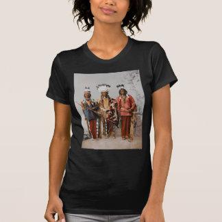 T-shirt Chefs Garfield Ouche Te Foya 1899 d'Apache