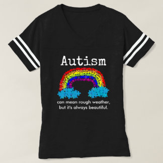 T-shirt Chemise d'autisme