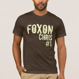 T-Shirt Chris Foxon