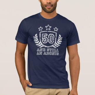 T-shirt cinquantième Anniversaire