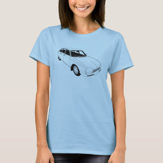 T - Shirt Citroen GS
